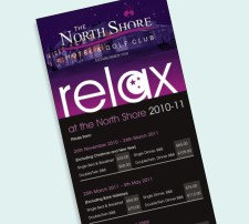 DL Luxury Leaflets - (Double Sided)