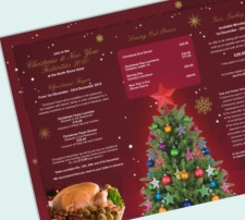 A4 Luxury Leaflets -  (Double Sided) Folded